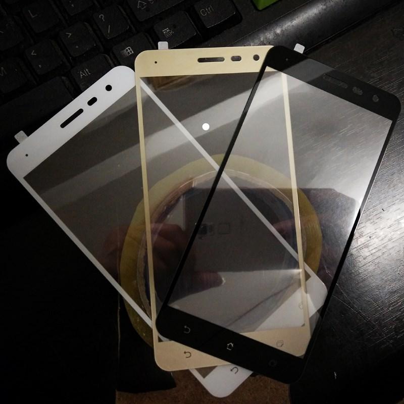 华硕ZenFone 3 ZE552KL防爆钢化玻璃贴膜Z012DA/DE手机全屏幕贴膜