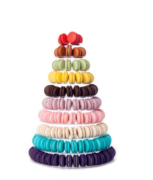 10 layers of macarons display rack, 6 layers of macarons display rack, 9 layers of macaronta dessert table display rack
