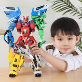正版钢铁飞龙2变形玩具金刚奥特龙神号五合体恐龙暴龙机械兽机器3