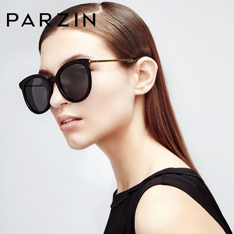 帕森偏光太阳镜女 复古板材大框潮墨镜男 驾驶眼镜 新款9739Y