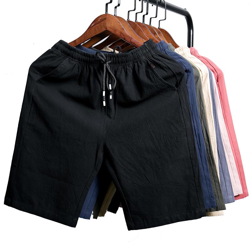以潮2018新款夏天5五分裤子a短裤19.90元包邮