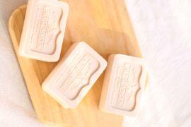 叙利亚橄榄皂厂出的 阿甘油牛奶皂 滋润 羊脂皂 出口法国尾货