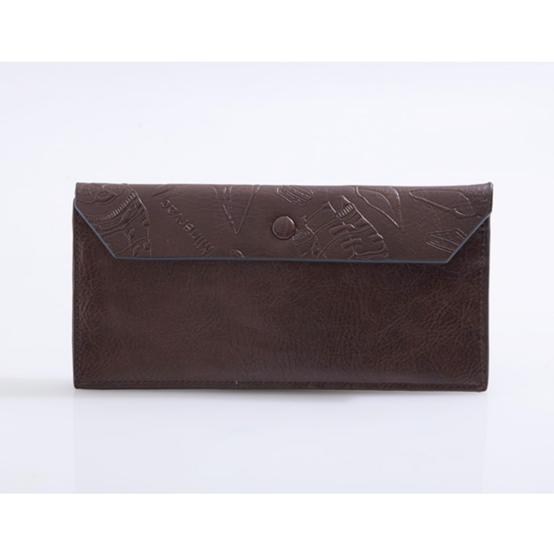 Minava Arabian Night bag long business wallet multi Card Wallet