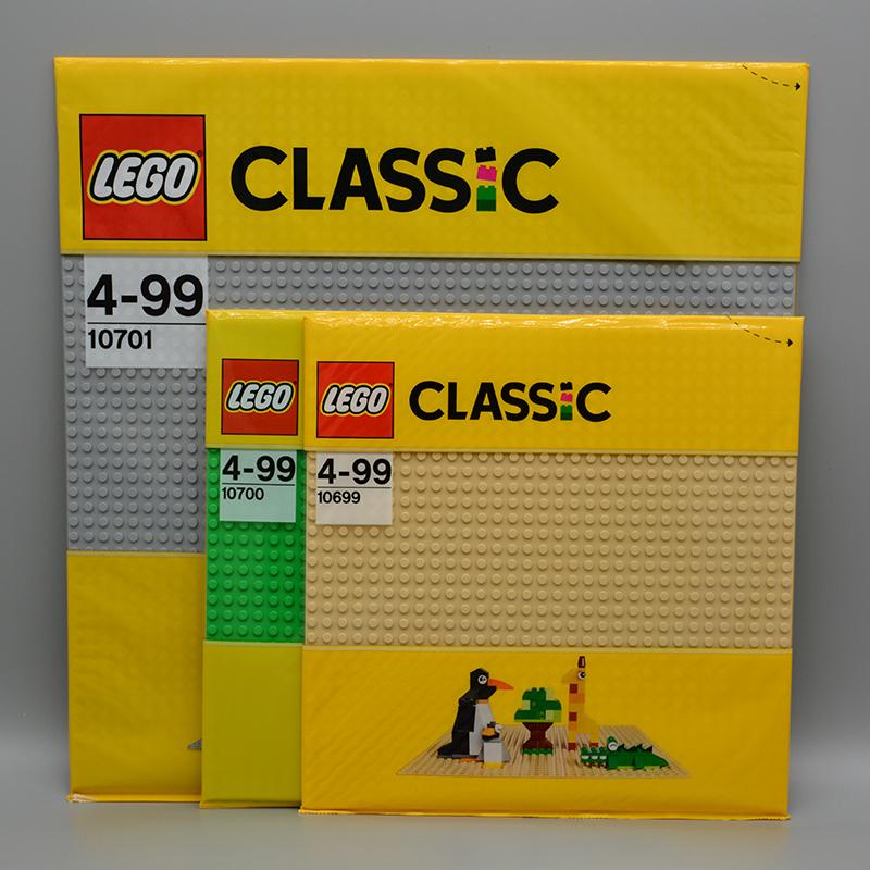 乐高 LEGO 底板 2304 10699 10700 10701 德宝 公路 7280 7281