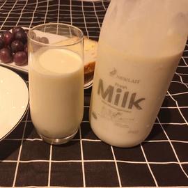 新西兰纽兰特newlait非均质鲜奶原装进口巴氏杀菌全脂鲜牛奶1L