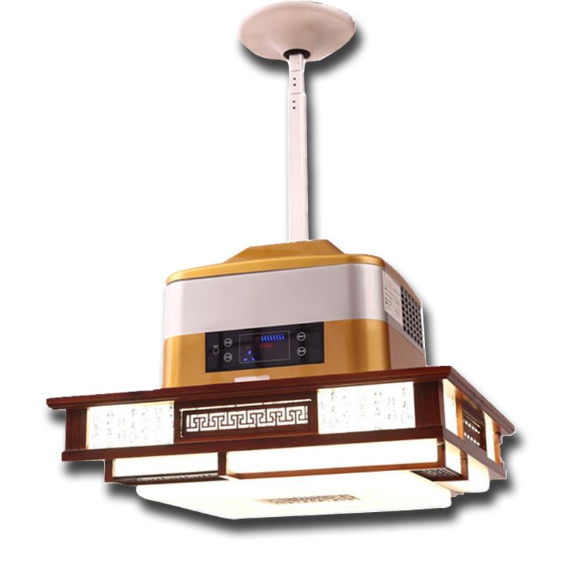 [棋牌室吸烟灯工厂店空气净化,氧吧]高贵典雅中式麻将室空气净化器吸烟灯 月销量1件仅售1050元