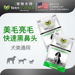 2袋装 狗狗美毛卵磷脂 泰迪金毛宠物犬用生物素营养膏美国软磷脂