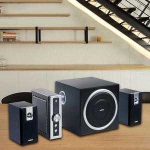 领30元券购买Edifier/漫步者 C2多媒体音箱重低音家用带遥控器独立功放可插耳机低音炮6寸扬声器两分频音响AUX可切换影响
