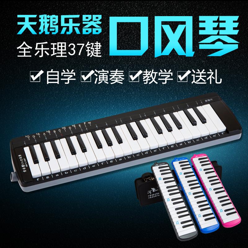Лебединое фортепиано с 37 клавишами детские Начинающие ученики играют на музыкальных инструментах с тональным фортепиано для взрослых в подарок Инструкции по обучению