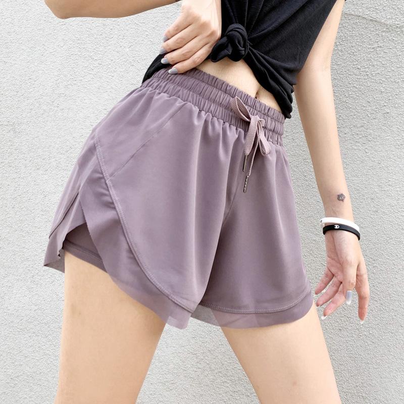 运动短裤女防走光质量怎么样呢
