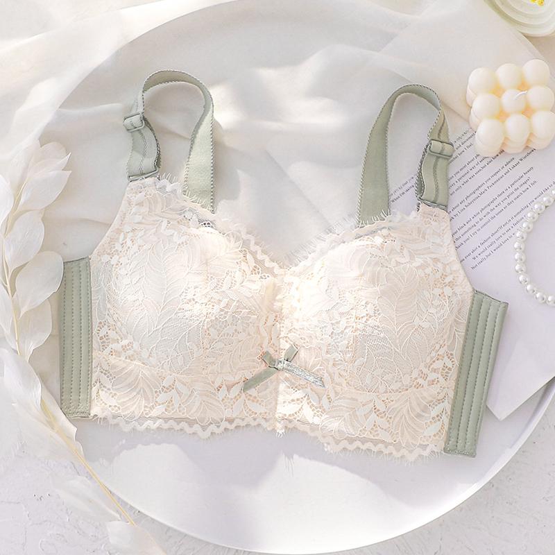收副乳防下垂调整型大胸显小内衣