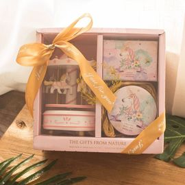 新年旋转木马音乐盒18岁成年送闺蜜生日礼物女孩公主实用小八音盒图片