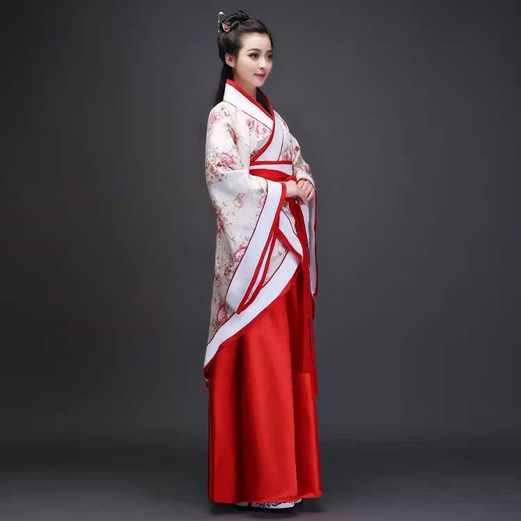 唐朝女夏女装