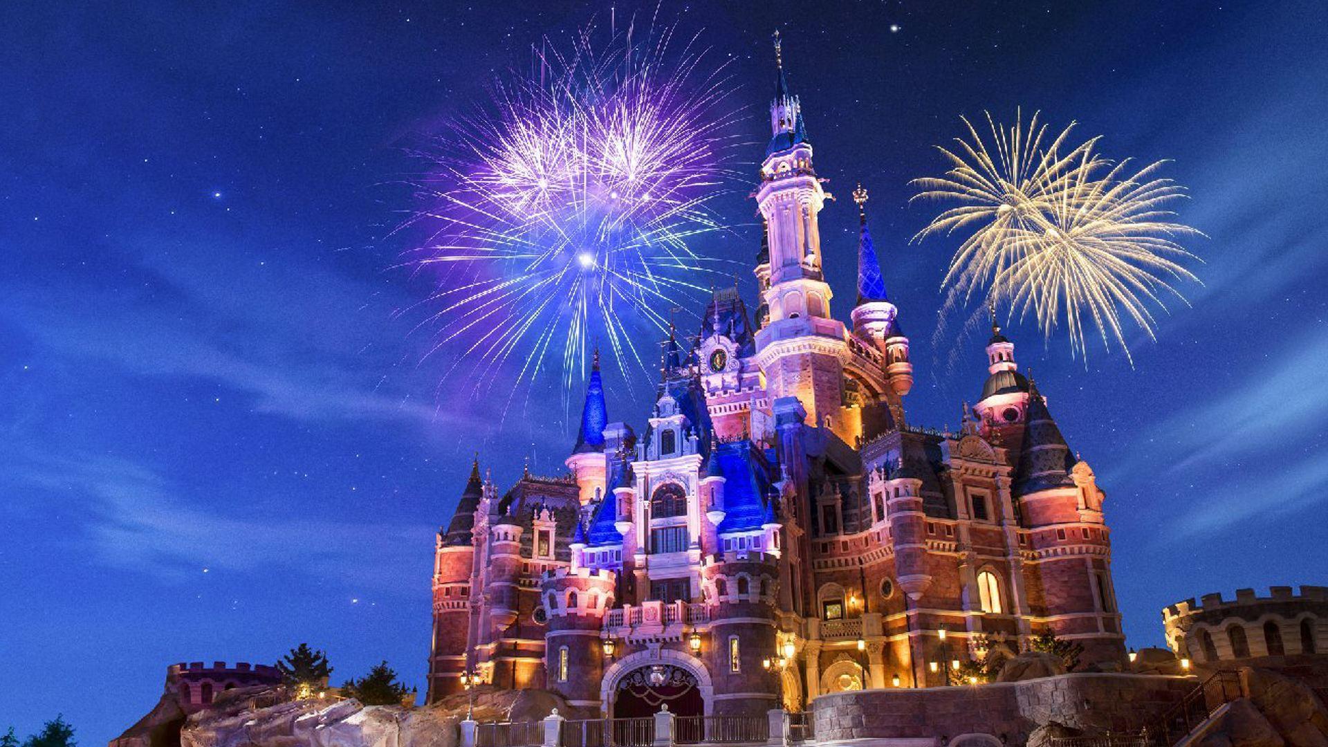 上海迪士尼度假区一日游【包含入园门票+导览服务】