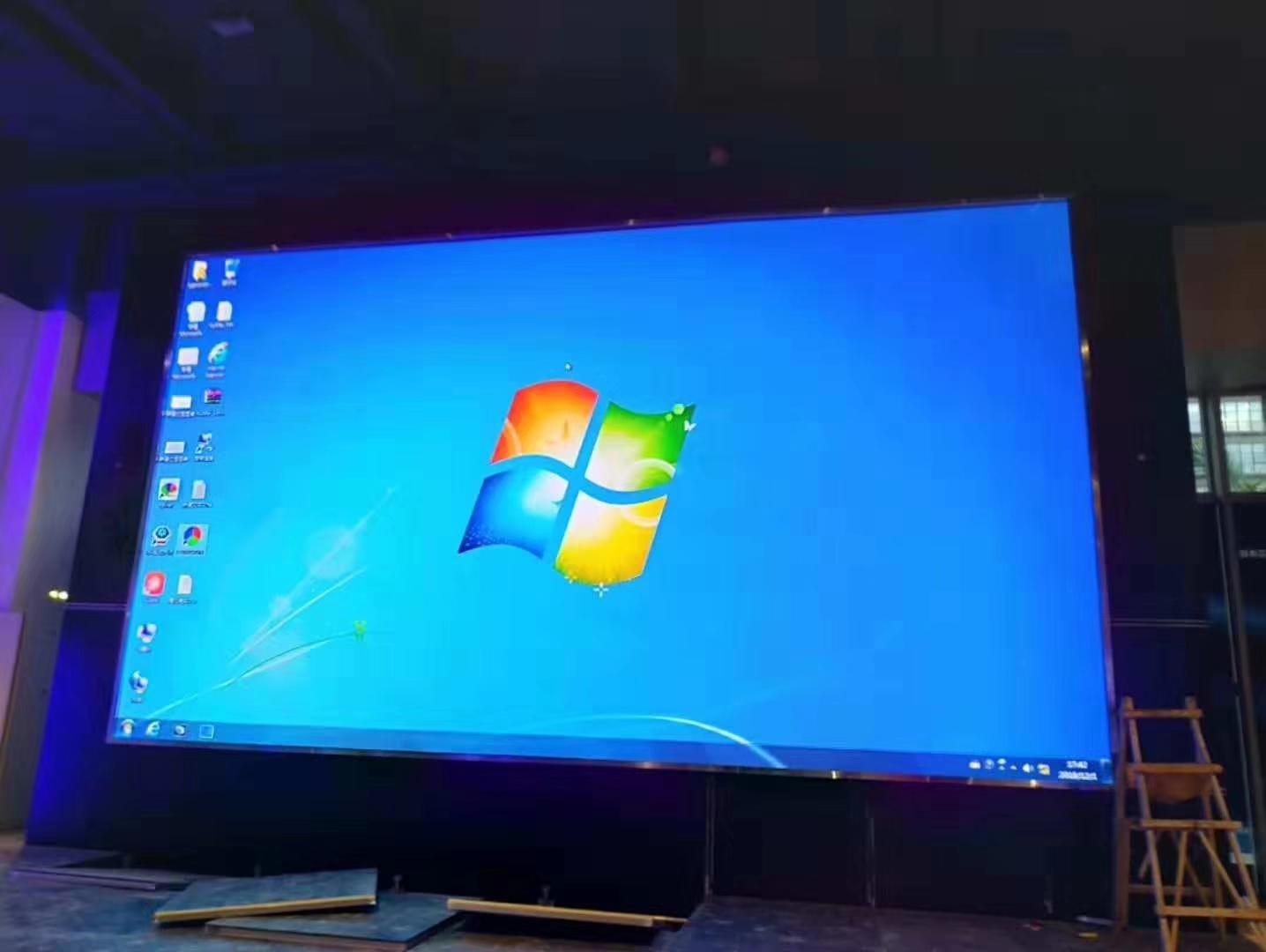 LED显示屏 P3广告屏 P2.5室内全彩P2LED显示屏幕墙屏幕P4高清全彩