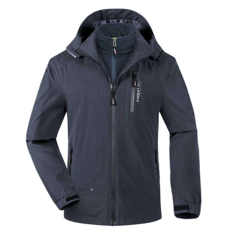 Take off the inner tank, add fat and increase mens coat