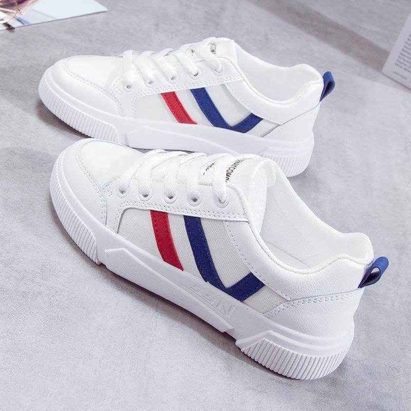 热销39件买三送一2019新款韩版鞋学生百搭低帮女鞋