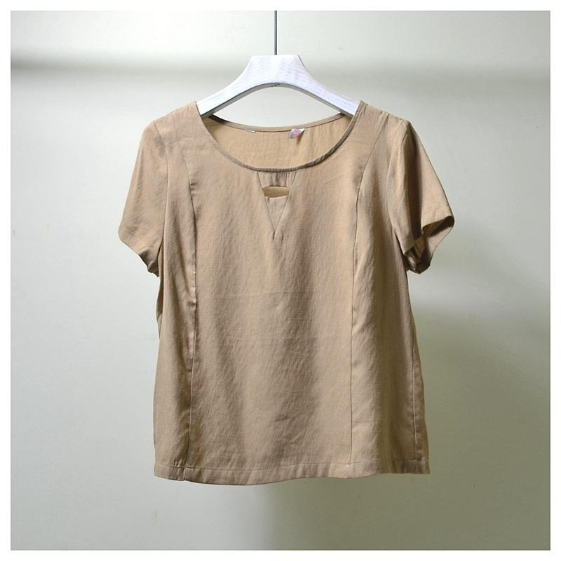 美◆系列商场撤柜专柜品牌折扣店剪标断码正品女装夏季新款衬衫93
