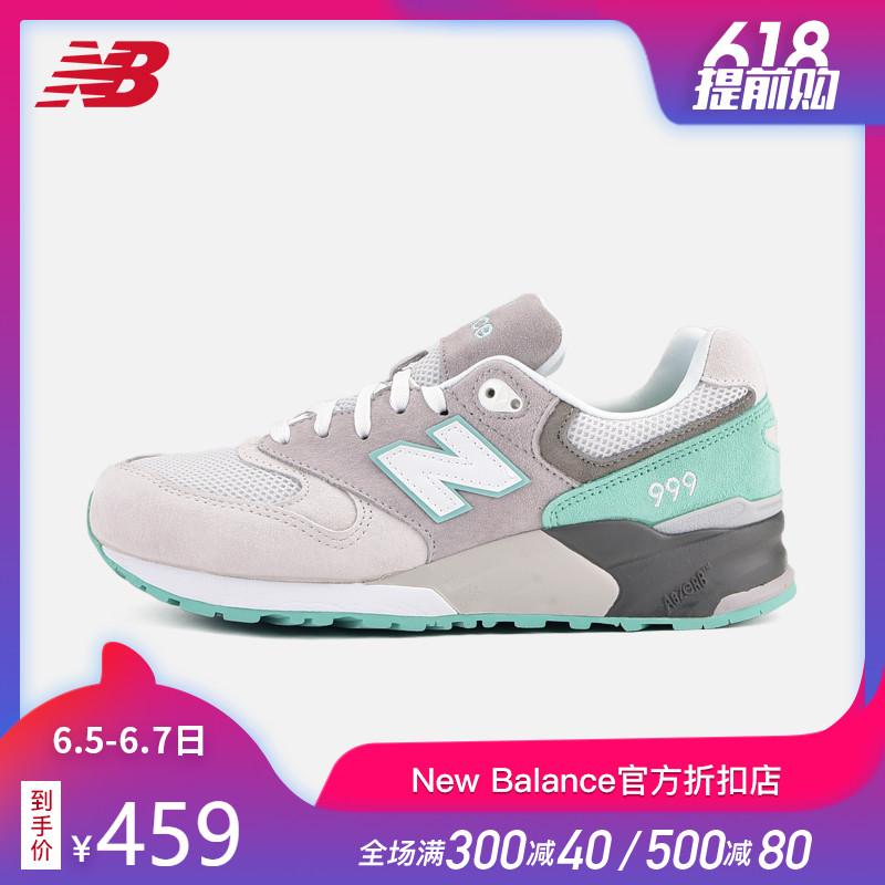 New Balance NB官方情侣休闲运动鞋跑步鞋ML999KGP/KGM
