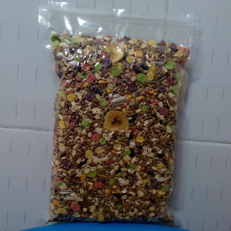 5斤全国免邮爱宠仓鼠粮食2.5kg天然自配金丝熊仔营养用品主粮食物