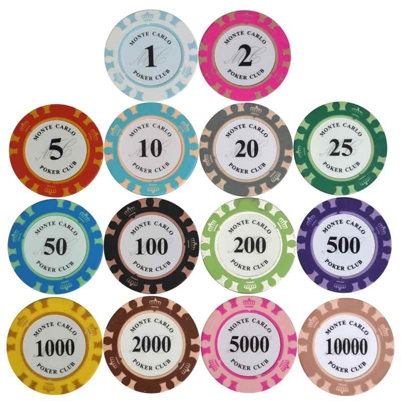 打德扑用的大富豪赌博钱码游戏麻将牌德州片赌场筹码币指标学赌牌