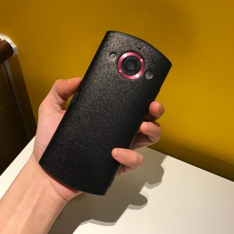 简约纯色美图v4/v4s手机壳m4/m4s硅胶全包软m6/m6s带挂绳保护套T8