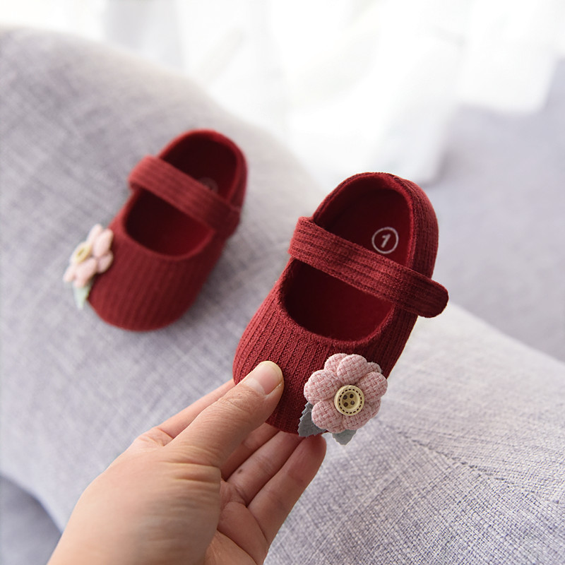 婴儿鞋软底学步春秋3宝宝周岁鞋子好用吗