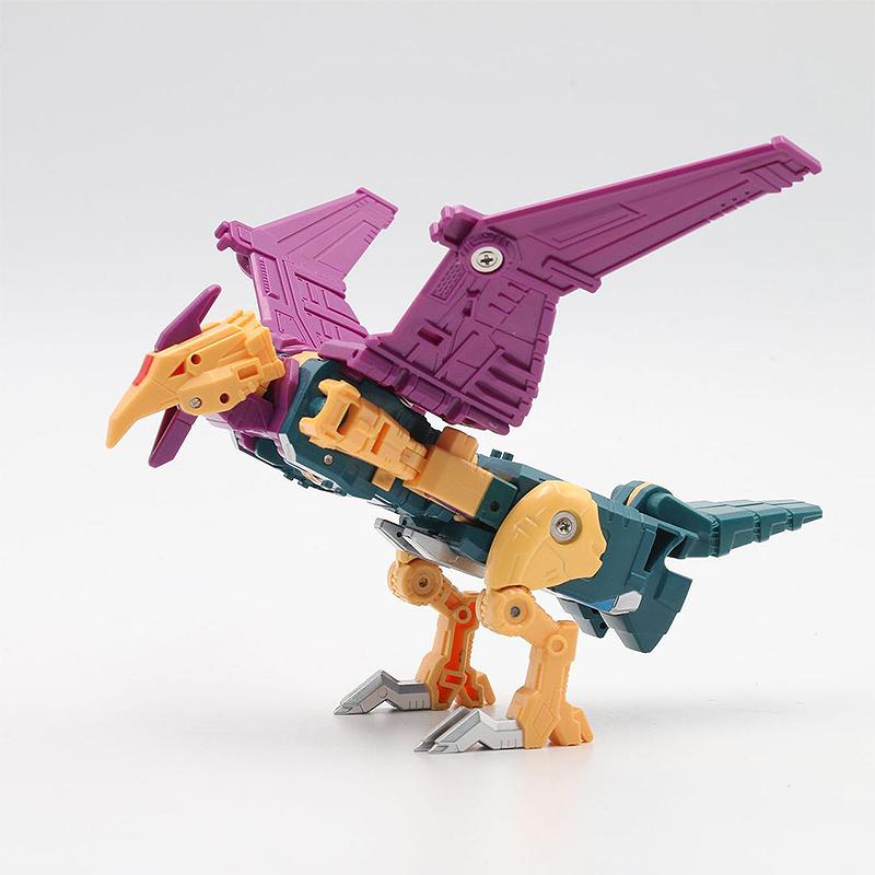 天元之力 五合体变形玩具金刚 奥意求雨鬼 杀手鹰 犰狳鬼 碎尸鲨