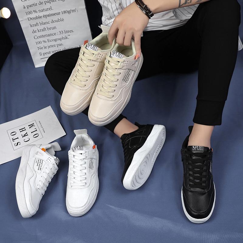 2019春秋季新款潮流百搭网面板鞋韩版嘻哈老爹鞋学生休闲运动男鞋