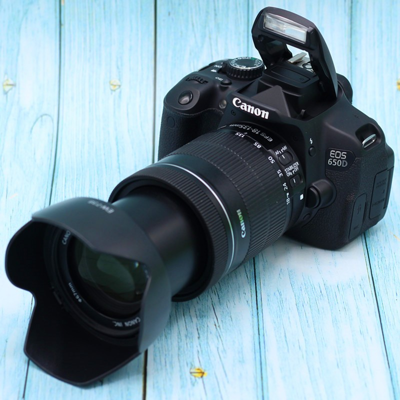 Canon/佳能 650D库存单反数码照相机套机入门级家用760D700