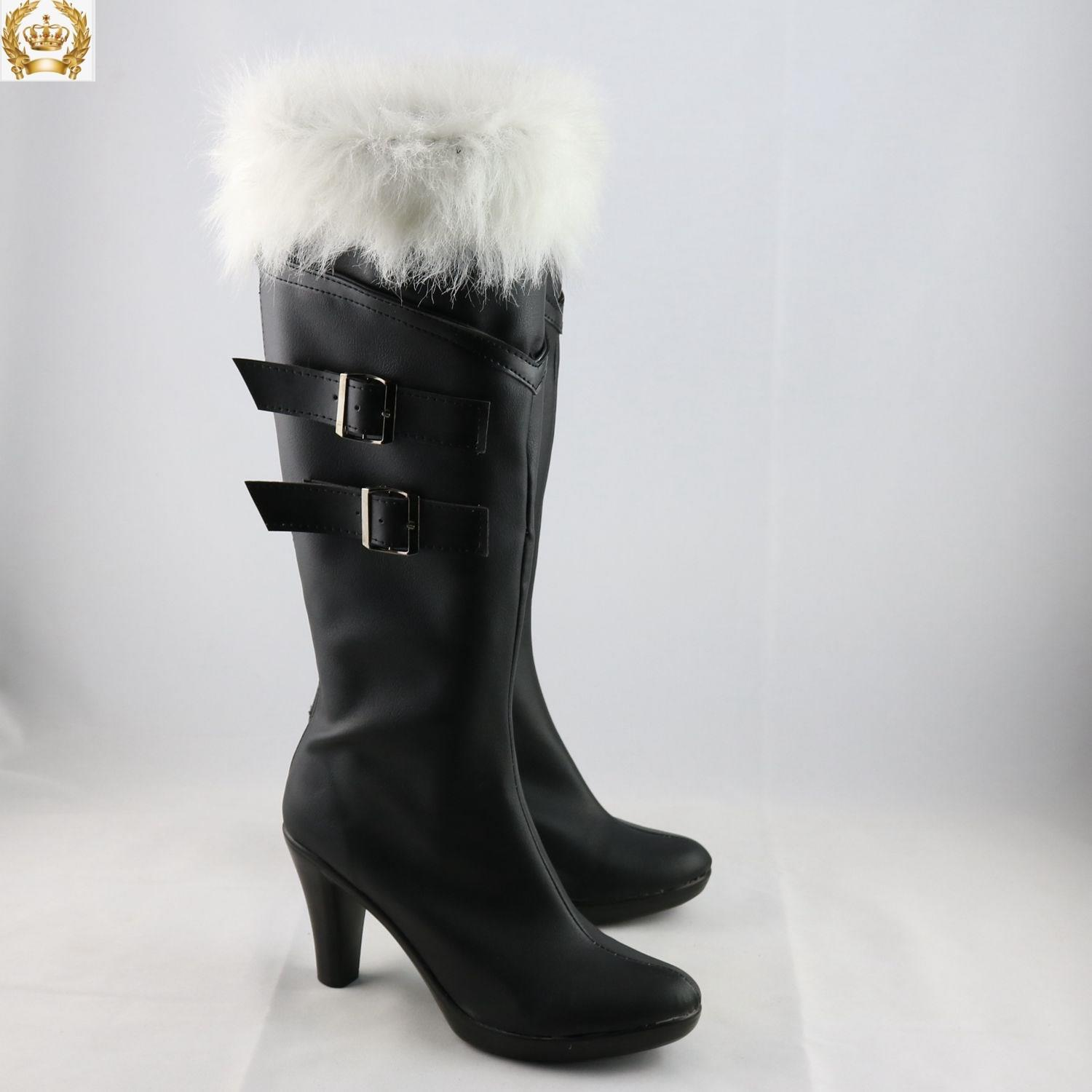 Tomorrow ark early snow Cosplay shoes