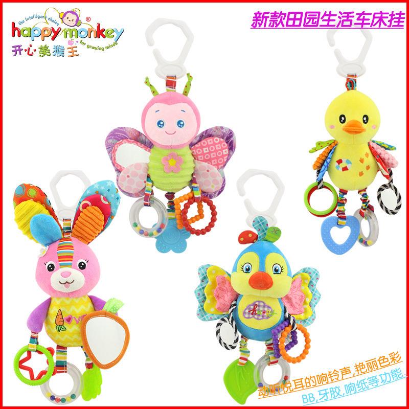 Прикроватные игрушки / Погремушки Артикул 551664956298