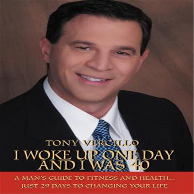 【预售】I Woke Up One Day and I Was 40: A Man's Guide to Fitness and Health...Just 29 Days to Changing Your Life