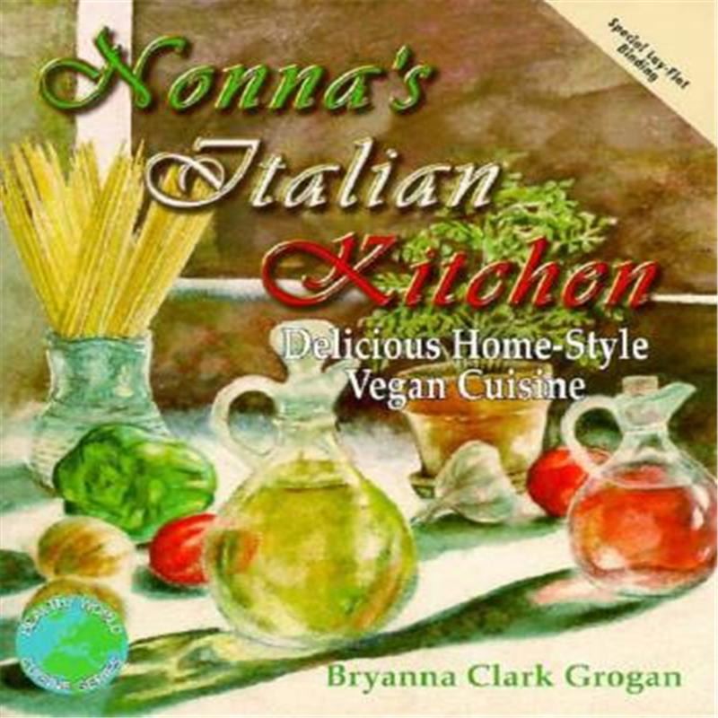 【预售】Nonna's Italian Kitchen: Delicious Home-Style Vegetarian Cuisine