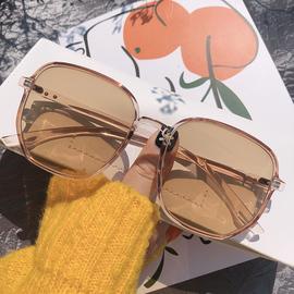 变色眼镜框女潮流太阳镜可配近视有度数防紫外线墨镜开车男韩版潮图片