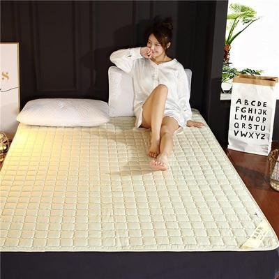 伊品可水洗床垫床护垫夏季薄款垫被防滑保护垫家用学生宿舍软垫
