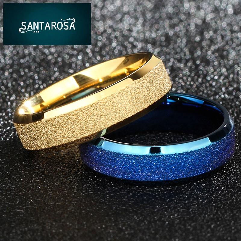 日韩版磨砂钛钢潮男士戒指个性食指环中指小指尾戒男女生刻字礼物