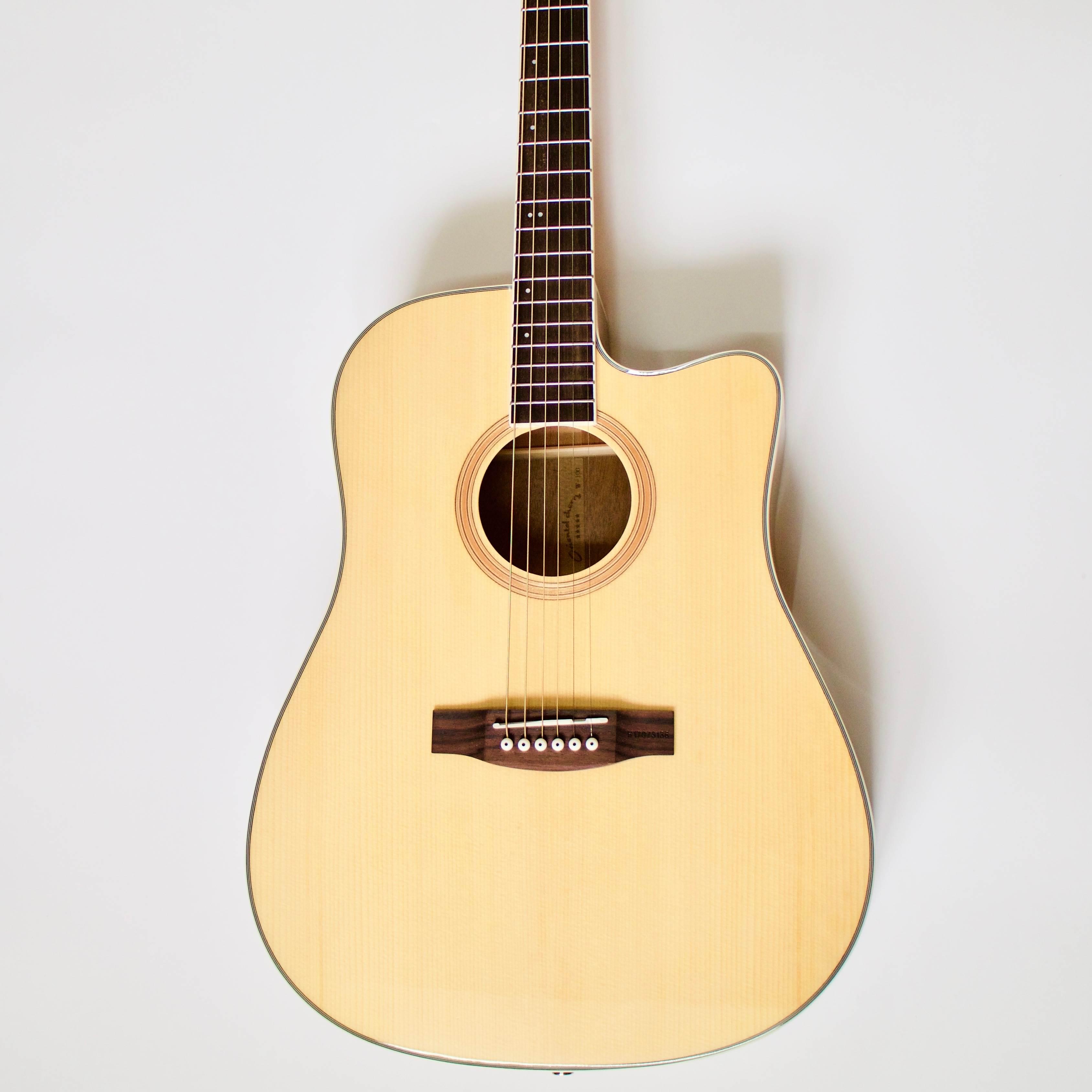 樱花民谣41寸吉他 初学者入门手工制作零基础吉它 学习男女乐器