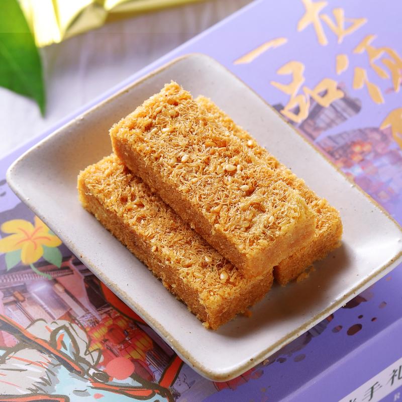 佟小曼手工茶饼坊送女友大礼包办公休闲零食小吃龙须酥伴手礼4盒图片