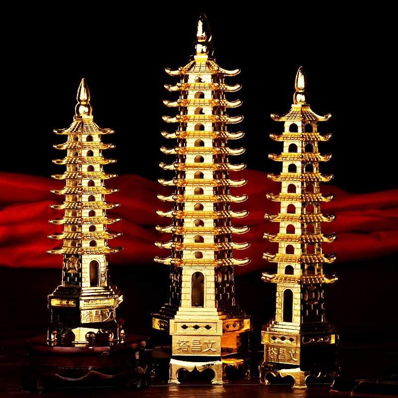 Статуэтки башни Вэньчан Артикул 643042282712