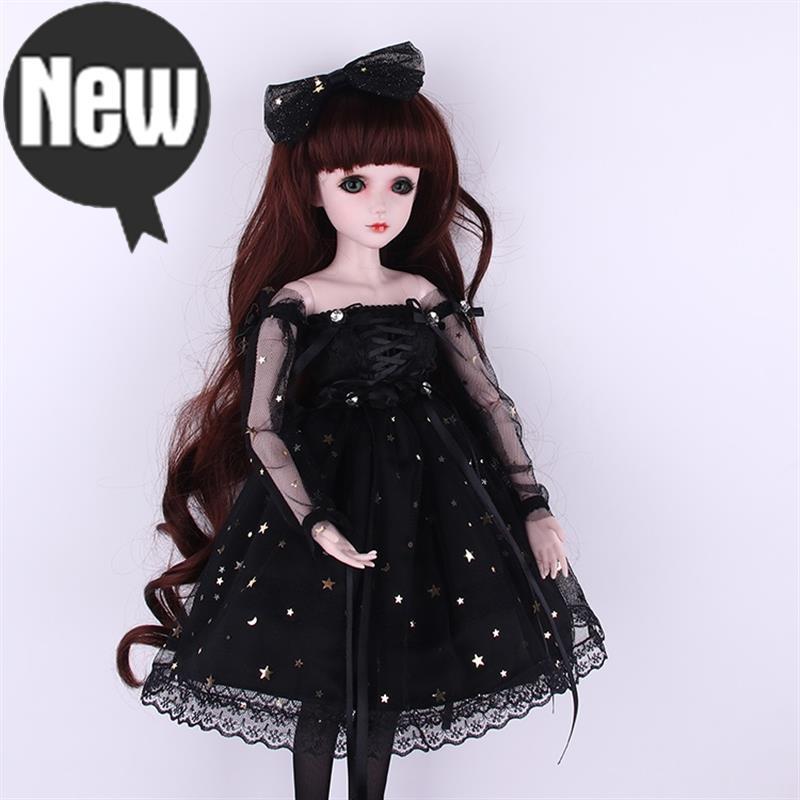 叶i罗丽娃娃娃娃衣服娃娃y60厘米娃娃衣服娃娃的衣服6限时2件3折
