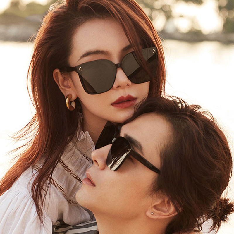 2020gm new sunglasses male Xiao Zhan same Lang Sunglasses Korean solo net red glasses anti ultraviolet female