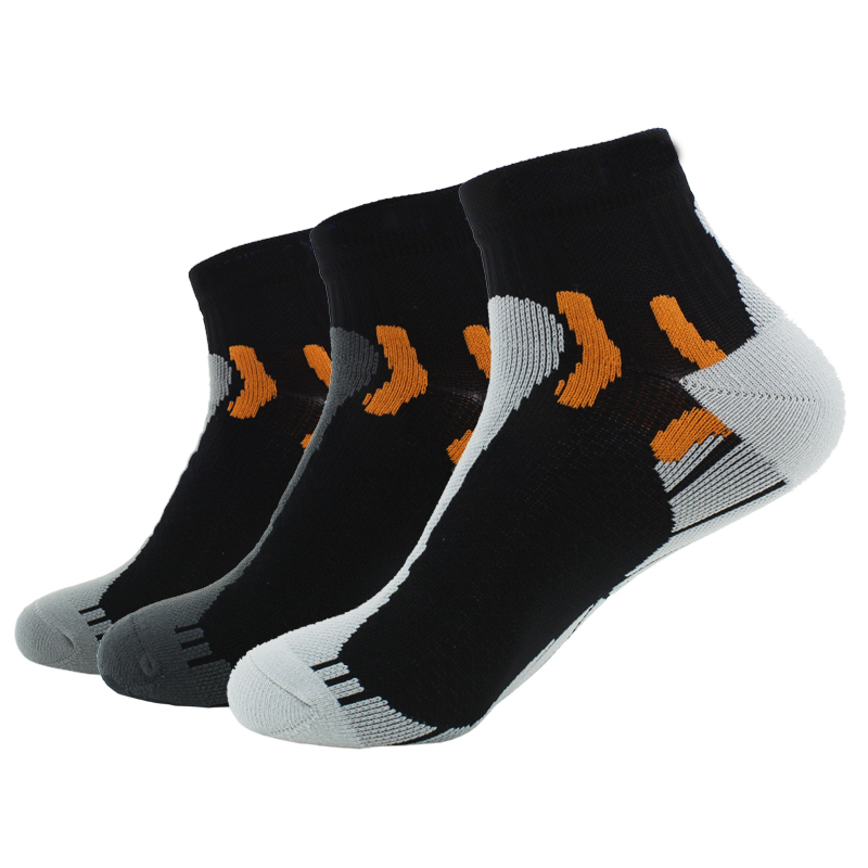 New marathon running socks middle tube mens pressure socks outdoor womens compression socks hiking package