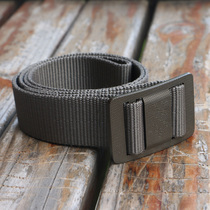 16 new woven inner belt camouflage suit for training 17 belt nylon canvas Military fan Tactical Belt