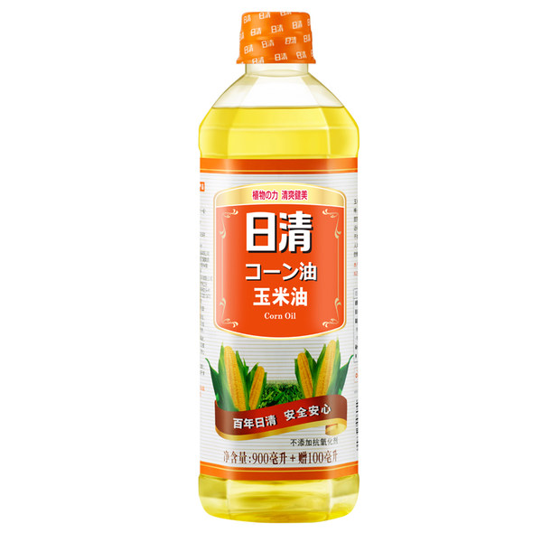 Nissin Corn Oil 1L edible oil made in China