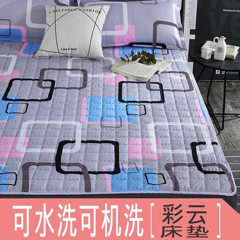 限10000张券软垫加厚家用榻榻米垫子单人床垫