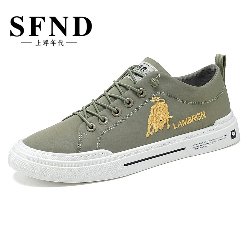 361 king of feet lazy one footed canvas shoes mens light and breathable summer soft soled deodorant fashion shoes youth leisure