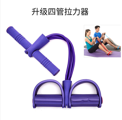 Xian qingbeibeiraqi Beike laqizi exercise sit up womens auxiliary fitness home elastic rope