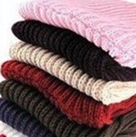 Fashion 2014 Brand Winter Warm Ring Scarfs For Women New Kni