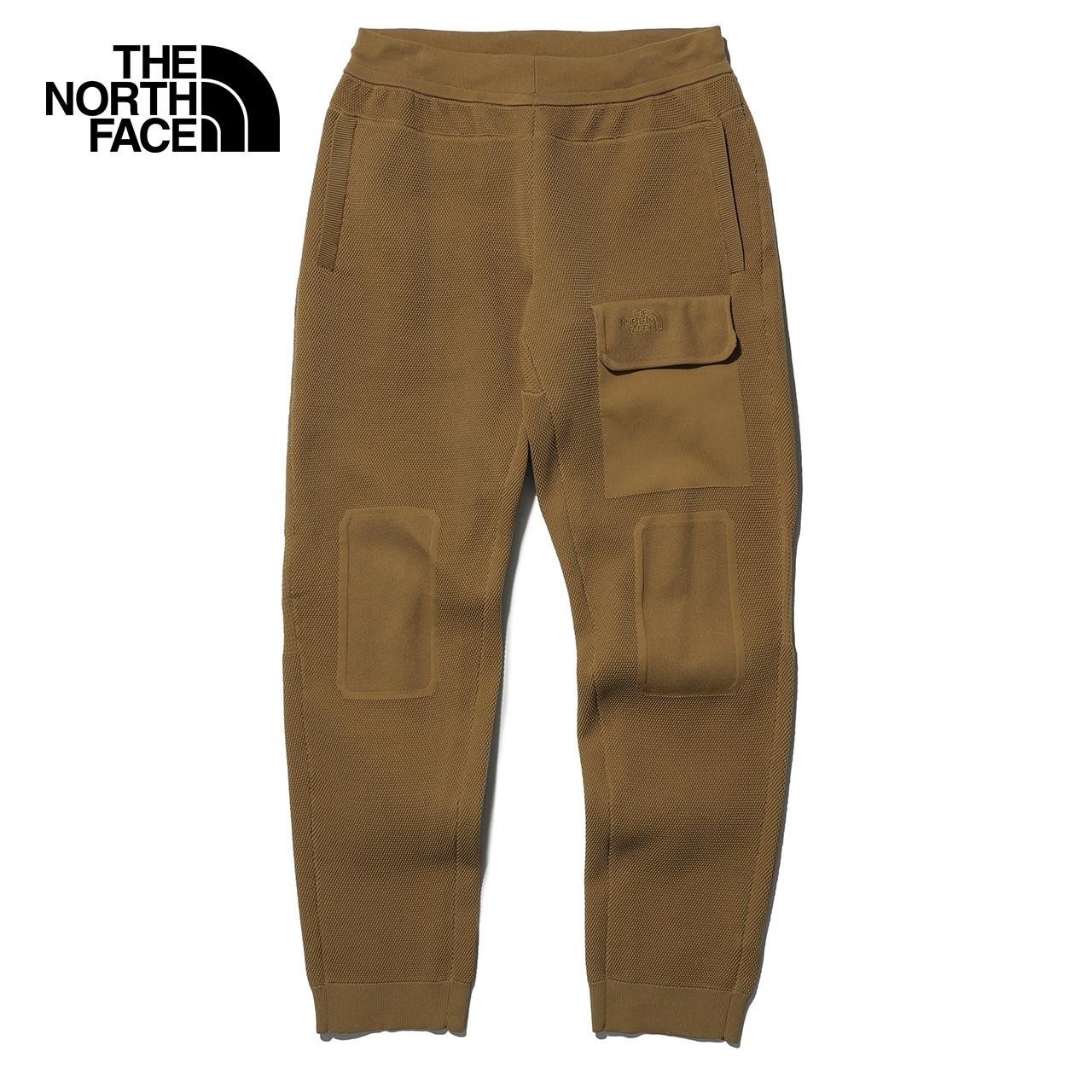 TheNorthFaceUE北面CITY S3 DOUBLE KNIT PANT男针织休闲裤|46DO